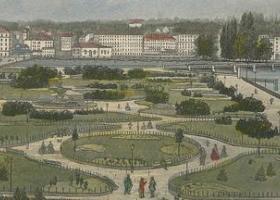 Archives privées 514, Genève, les quais