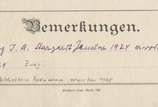 Manuscrit Bodmer R-28.1, détail