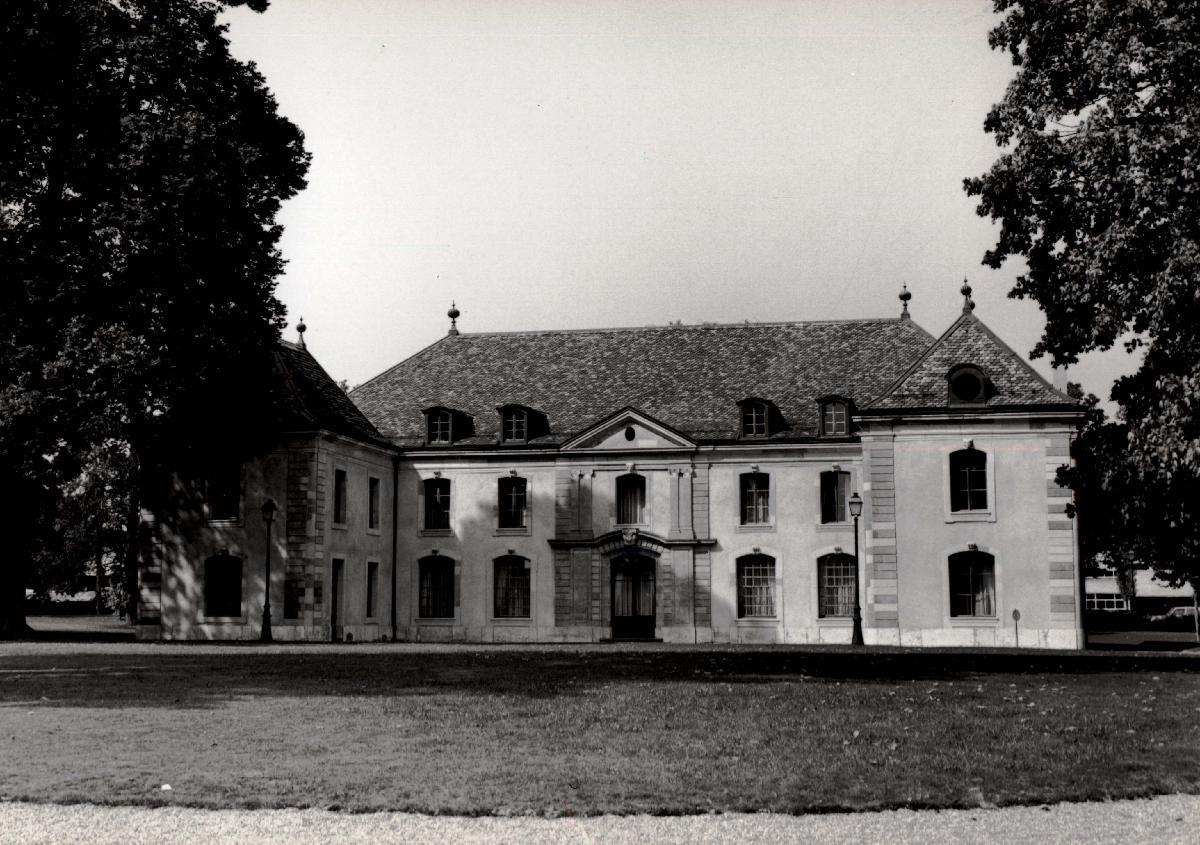 Maison Naville en 1988