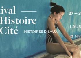Affiche du festival Histoire et Cité, détail