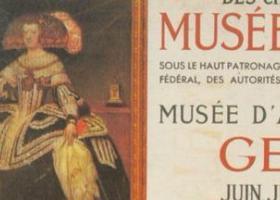 Affiche de l'exposition, détail (BGE)