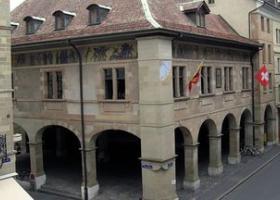 Ancien Arsenal, rue de l'Hôtel-de-Ville 1