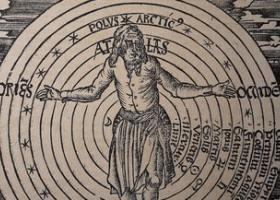 L'Astronomie, détail