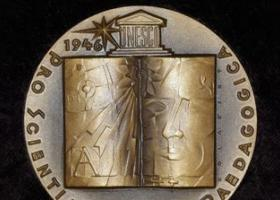 Médaille Comenius