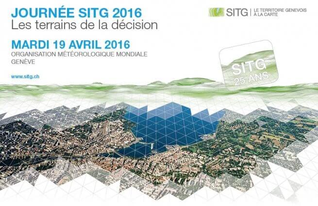 Flyer journée SITG 2016 25 ans