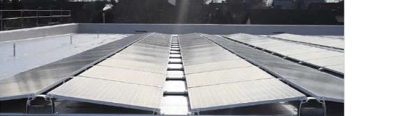 Illustration panneaux solaires