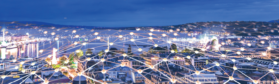 Illustration vision stratégique de la géoinformation à Genève